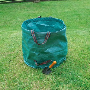 Garden Leaf Collector Bag 67ø x 76 cm.