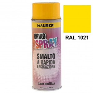 Spray Pintura Amarillo Colza 400 ml.