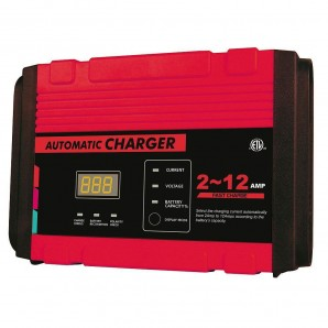 Inverter battery charger 12V. / 2 to 12 Amp