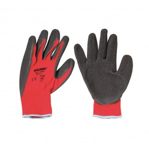 Wolfpack Gripflex Latex Gloves Gripflex With Hanger Size 8?