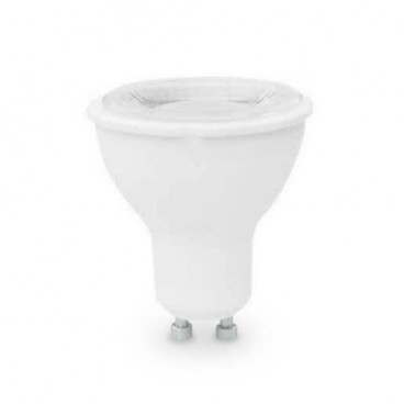 LED bulb COB 8W GU10 556 lumens warm light 2700K