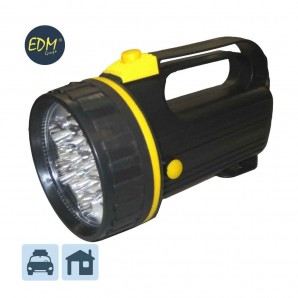 Flashlight LED spotlights handle 13