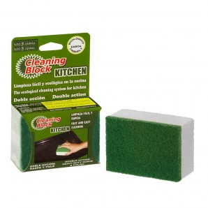 Cleaning products - Cleaning block cocina solapa individual