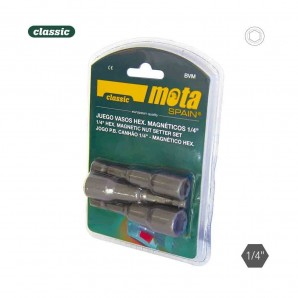 magnetic hexagonal glass game tips 10.0mm bvh10