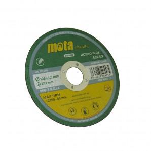 Disco corte plano 180x1,6x22,23mm   d1816