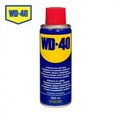 WD-40 200ml lubricating oil