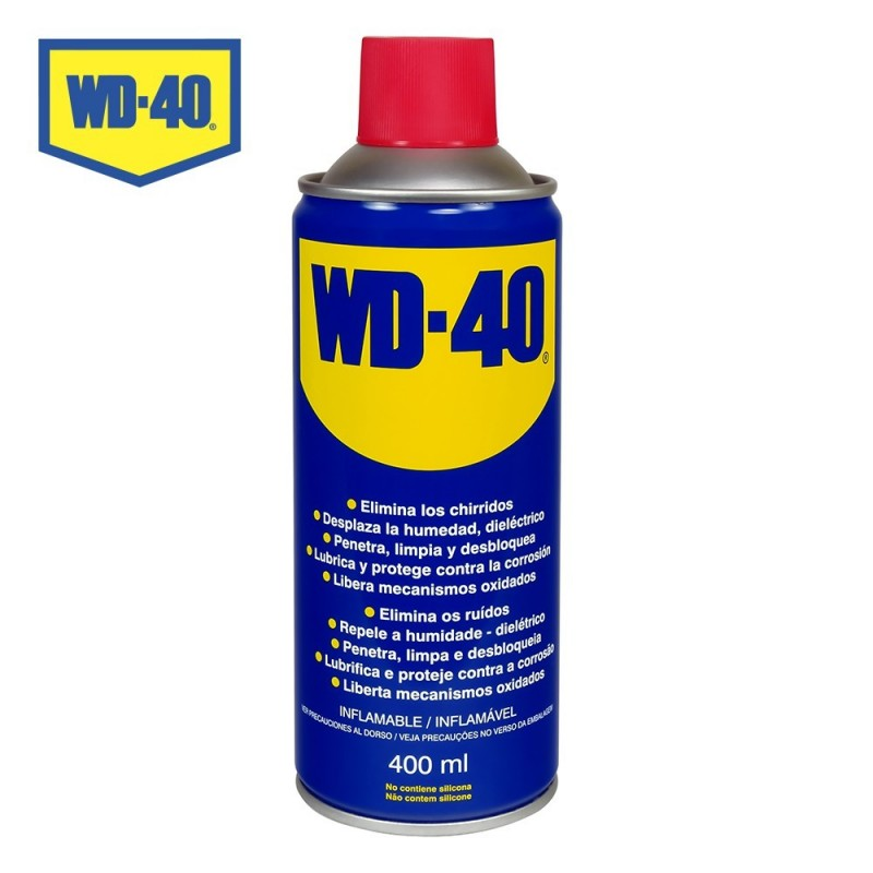 Aceite lubricante wd-40 400ml