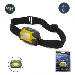 Headlamp 1 led 110 lumens