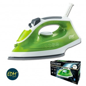 Planchas - Steam iron to 1,600 w 220v/240v EDM