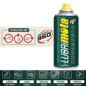 Oils and lubricants - Lubrimota 125ml 85gr