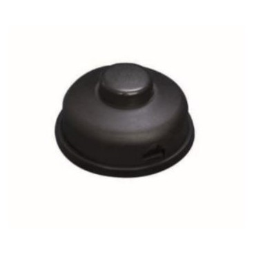 Foot switch 6A black GSC 1100364