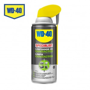 WD40 400ml clean specialist contacts