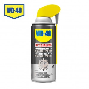 Oils and lubricants - Wd40 specialist  lubricante en seco 400ml