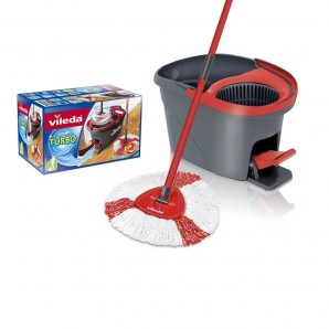 Brushes, dustpans and mops - Set turbo (easywring & clean)