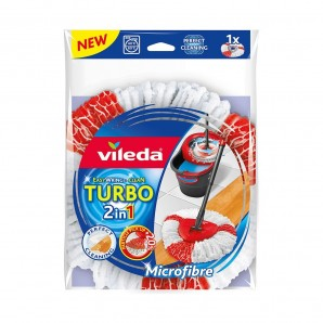 Brushes, dustpans and mops - Recambio turbo 2 in 1