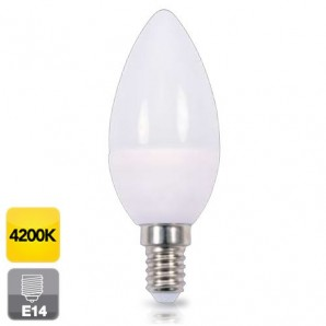 LED bulb E14 candle light 5W 4200K 470 lm GSC day 2002348