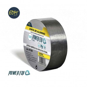 Multipurpose strip of aluminium 10m x 50mm