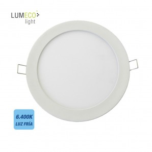 Comprar Recessed LED Downlight 20w daylight white 4000K 1500 lumens lumeco online