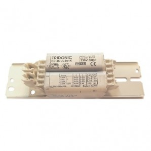 Ballasts, and transformers - Reactance fluorescent tube 36W TRIDONIC