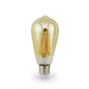 LED light bulbs Vintage and Deco - Lampara Vintage deco. pera LED 7W E27 2500K GSC 2004851