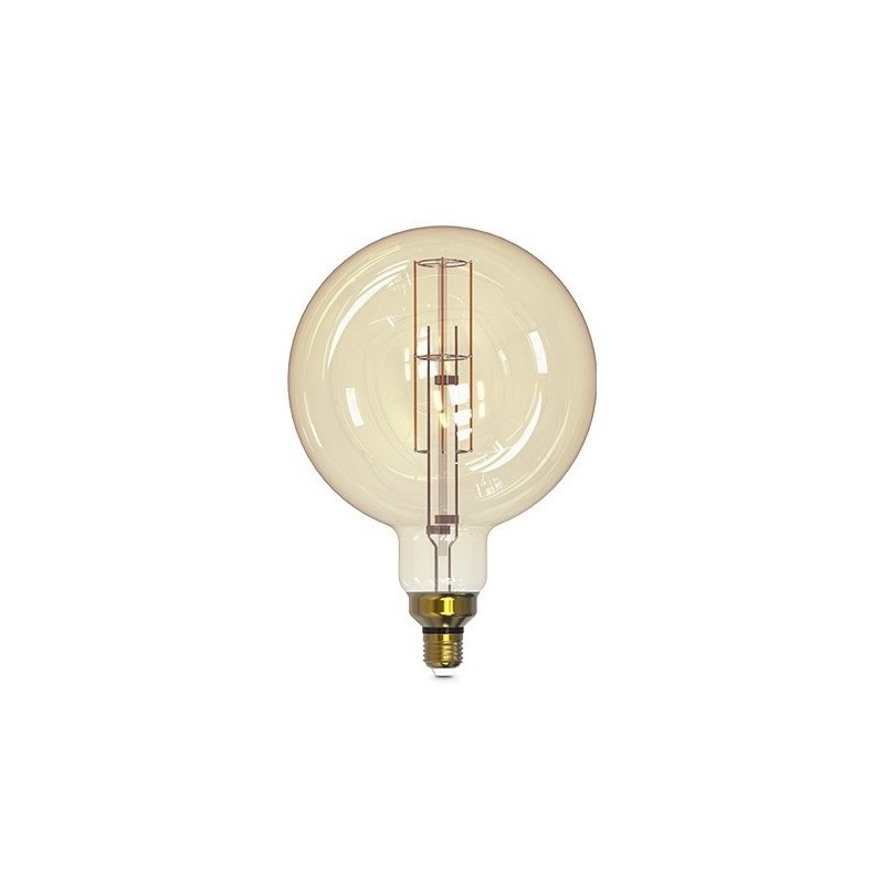 Lampara Vintage Globo Xl Led 8w E27 1800k Regul Gsc 2004855 Led