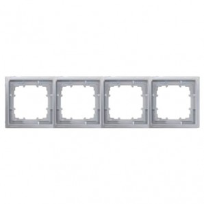 Frames, Delta Style - Style,marco 4,platino metal. BJC STYLE 2017 5TG13241