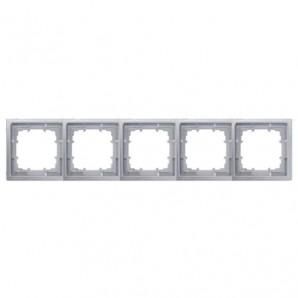 Frames, Delta Style - Style,marco 5,platino metal. BJC STYLE 2017 5TG13251