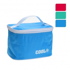 Bolsa tipo nevera 8l colores surtidos 300x160x215mm EDM 76713
