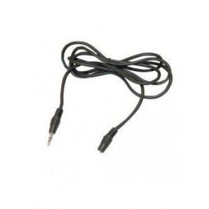 Conexión audio-estéreo jack macho-hembra 3.5mm GSC 2601357