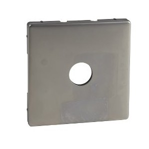 Cover for fuse holder 16A type 00 Steel, Artec SCHNEIDER MTN522346