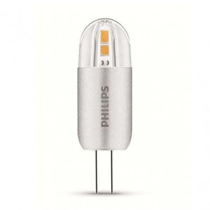 2W ampoule LED G4 200LM 3000K PHILIPS 41916800