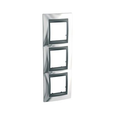 Framework Top 3 items Chrome SCHNEIDER U66.006.210