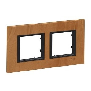 Framework Only Class 2 elements, Leather-Sahara SCHNEIDER MGU68.004.7P1