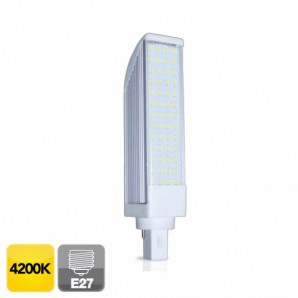 Led bulbs R7s PL AR111 - Bombilla de led PL 11W 4200K 1000lm G24 GSC 2002306