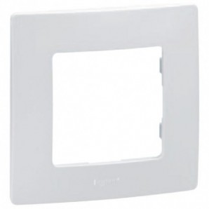 Legrand Niloe - NL-PLATE 1 Element WHITE LEGRAND 665001