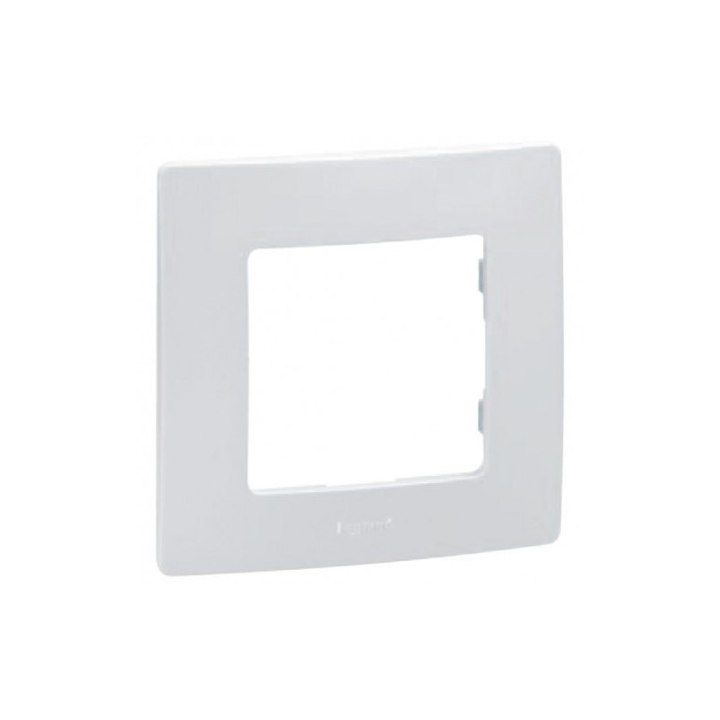 NL-PLATE 1 Element WHITE LEGRAND 665001