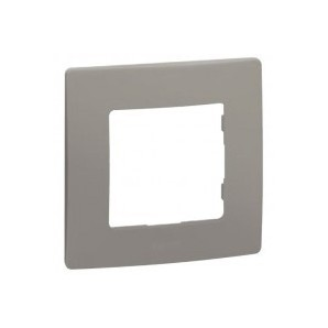 Legrand Niloe - NL-PLATE 1 Item GREY LEGRAND 665031