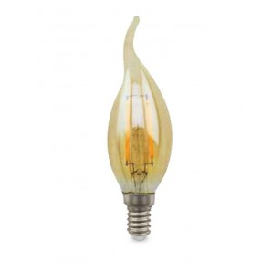 Lampara Vintage dec.Vela fantasia LED 4W E14 3000K GSC 2004860