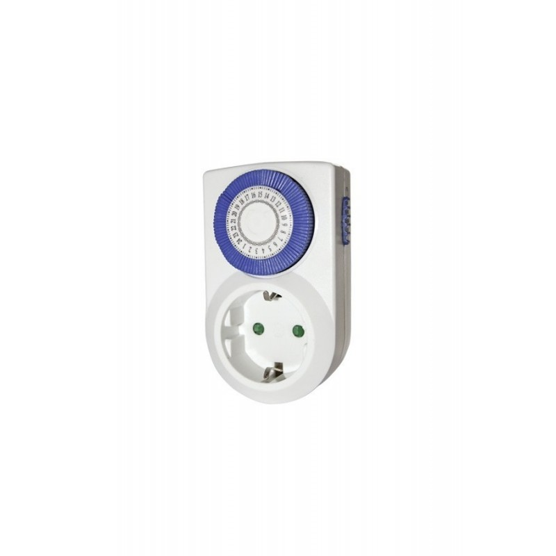 Mini-timer mechanical daily 24 hours - blister GSC 0401240