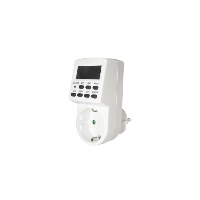 Mini-digital timer daily/weekly-blister GSC 0401241
