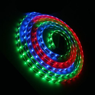 Led strip 5m RGB 14.4 W/m 740lm/m 24V IP20 SMD5050 GSC 1504588