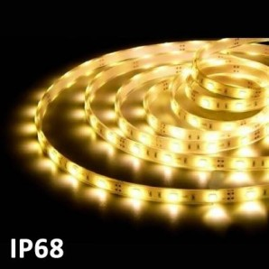 Led strip 5m SMD5050 7.2 W/m 2700k IP68 24V GSC 1504597