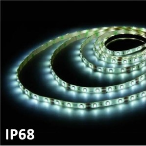 Led strip 5m SMD5050 7.2 W/m 6000k IP68 24V GSC 1504598