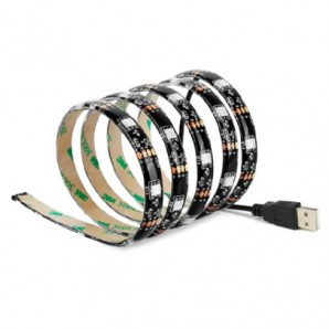 Led strip USB 1 meter for TV 7.2 W 6000K GSC 1504515