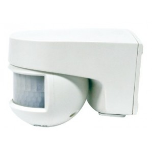 Motion Detector wall is 200 ° IP55 Orbis Isimat + OB134312