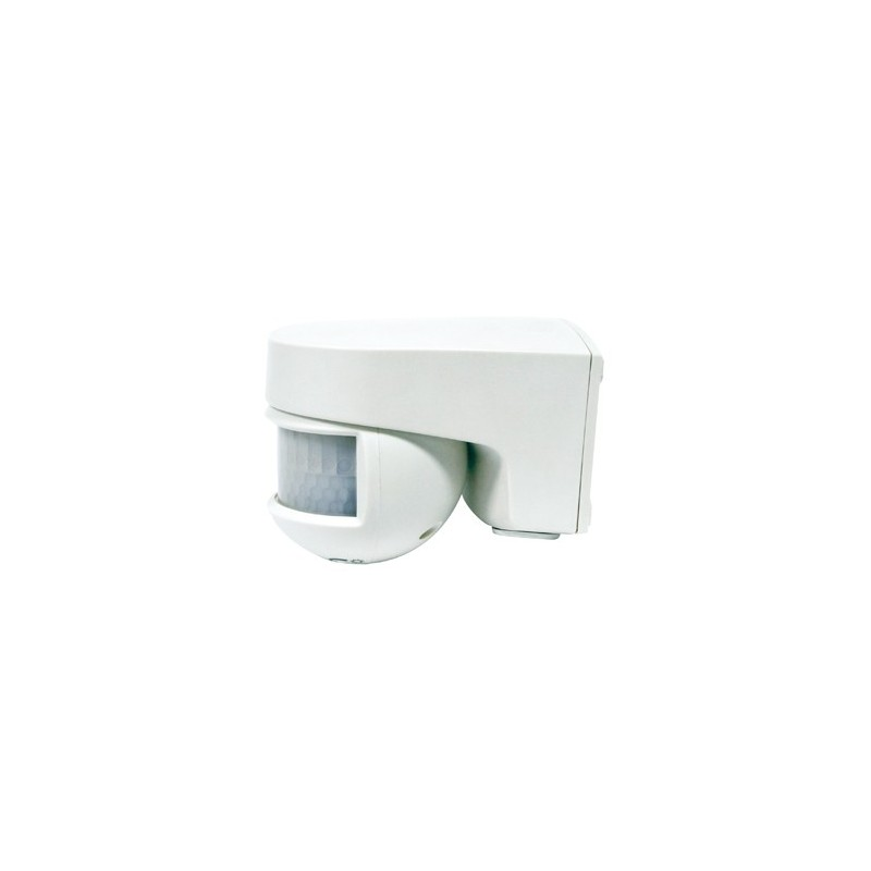 Detector de movimiento de pared 200º IP55 Orbis Isimat + OB134312