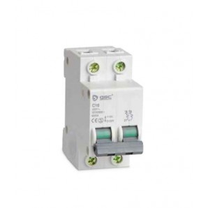 Automatic - Circuit breaker 2P 10A GSC 0403657