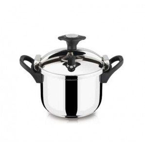 Pots express - Pressure cookers rapida stainless steel, ø220mm 6l. GSC 2702568