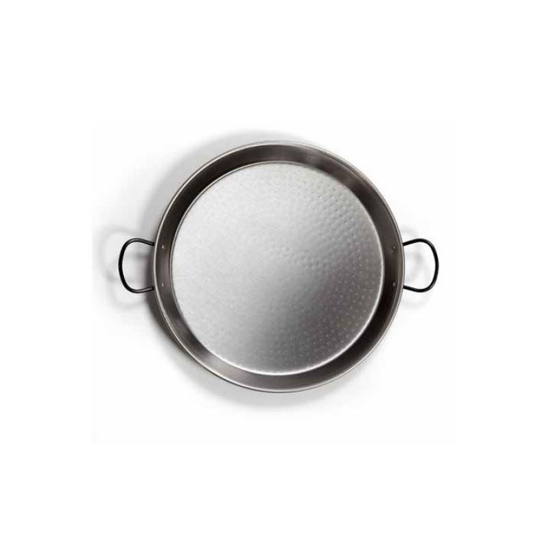 Paella pan steel polished ø380mm GSC 2701793