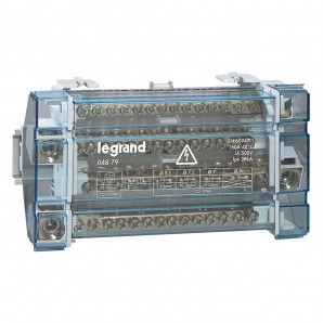 Accessories for electric boxes - Dealer tetrapolar 4P 160A 10 modules Legrand 4879
